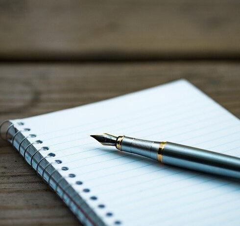 Schreib, schreib, schreib …