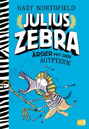 Julius Zebra – Ärger mit den Ägyptern