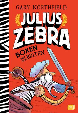 Julius Zebra – Boxen mit den Briten