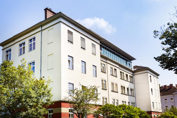 Schulhaus Mittelschule Graz-Kepler